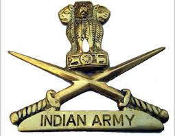 Indian Army.